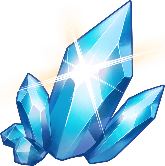 Poitto Hero logo - crystal